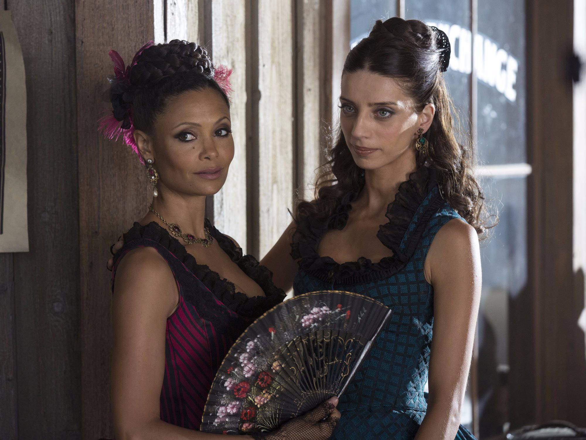 Westworld Star Discusses 'Liberating' Nude Scenes