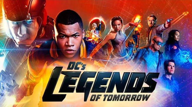 Resultado de imagen de legends of tomorrow