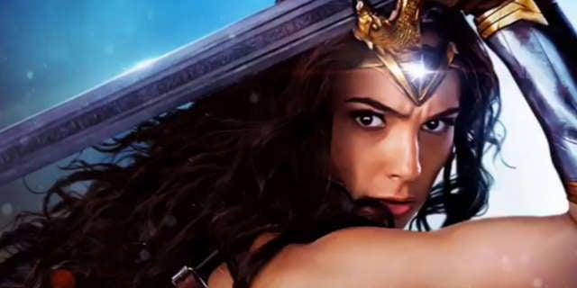Wonder Woman Header Wonder