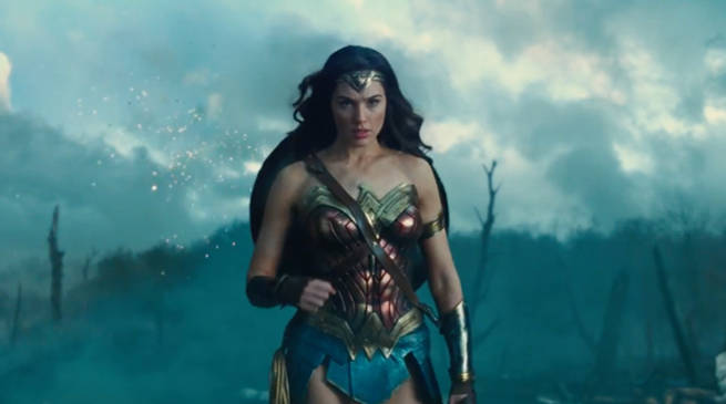 Wonder Woman Movie Preview Trailer 2