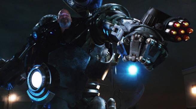 Worst Marvel Cinematic Universe Movie Villains - Obidiah Stane Iron Monger