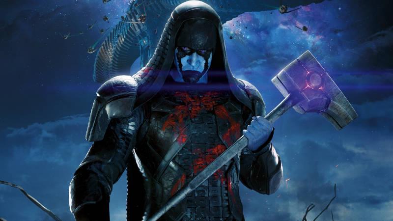 Worst Marvel Cinematic Universe Movie Villains - Ronan the Accuser