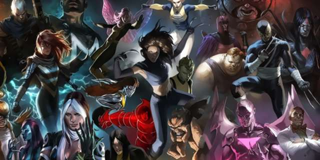 X-Men TV Series Universe