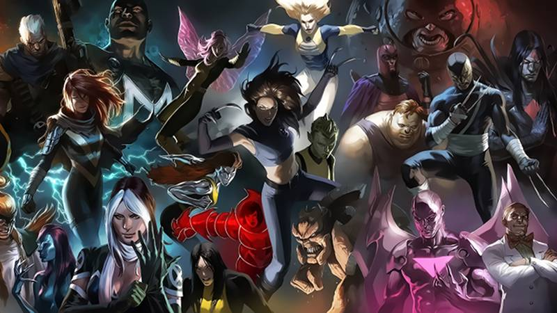 X-Men TV Series Universe