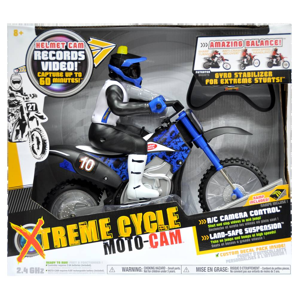 Holiday Gift Guide Review: XTreme Cycle Moto-Cam