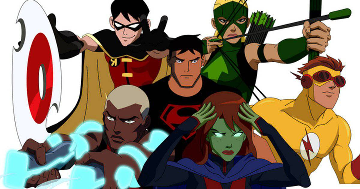 young justice panel reveals fate of original team