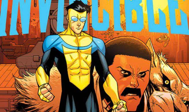 2017 Comics - Invincible - The End of All Things