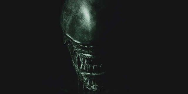Alien Covenant Teaser Poster