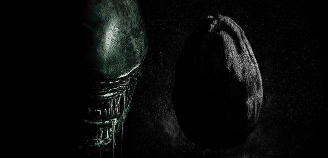 Internet Reacts to First Alien: Covenant Trailer