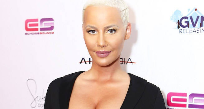 Amber Rose Is Posting Some Seriously Questionable Videos On Instagram
