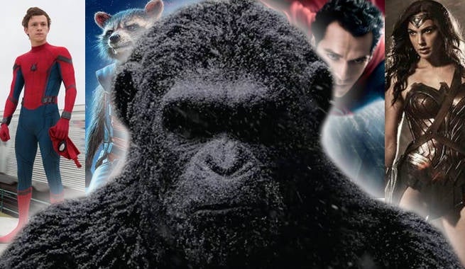 War For The Planet Of The Apes Places Bid For 2017's Most Anticipated Movie