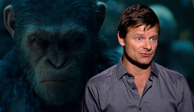 Steve Zahn Reveals War For The Planet Of The Apes Character Details And More