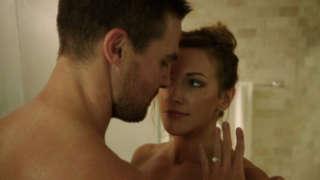 Arrow Episode 100 Oliver Marries Laurel