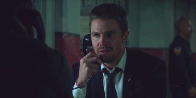 Arrow Midseason Premiere Clip Oliver Diggle Laurel