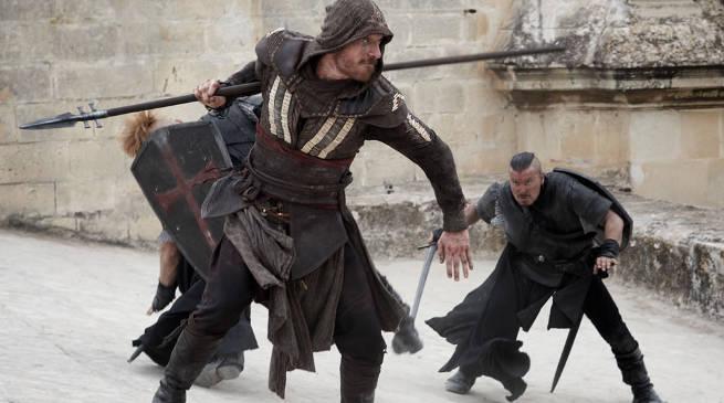 Assassin's Creed Movie Fight Scenes