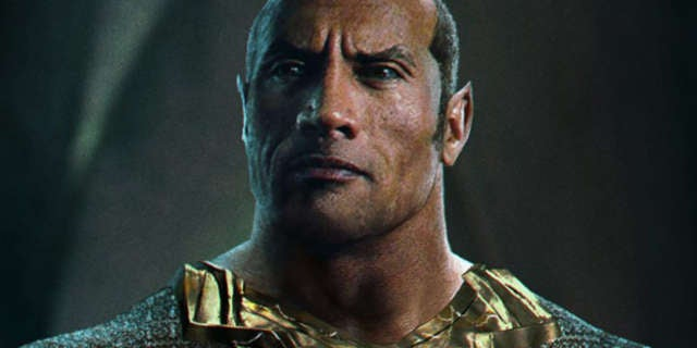 This Is What The Rock Might Look Like As Black Adam
