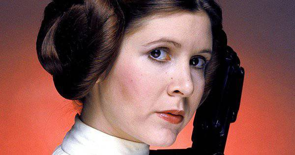 George Lucas Pays Touching Tribute To Carrie Fisher