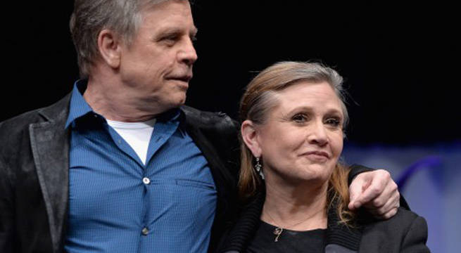 Mark Hamill Shares Favorite Memories About His Friend, Carrie Fisher