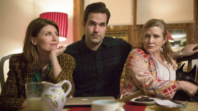 'Catastrophe' Star Sharon Horgan Shares Heartwarming Message About Carrie Fisher In Her Final Role
