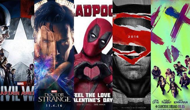 2016 ComicBook.com Movie Awards Vote: Best Comic Book Movie Director