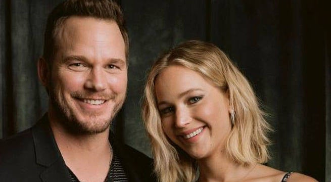 Jennifer Lawrence Wants Chris Pratt As Her Brother In Amy Schumer Comedy