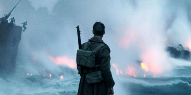 Christopher Nolan Dunkirk Movie Header