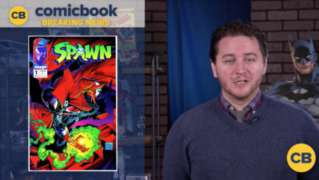ComicBook BREAKING NEWS: SPAWN MOVIE REBOOT screen capture