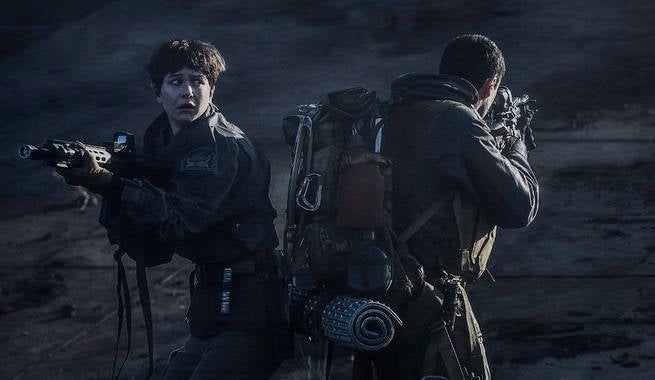 New Alien: Covenant Photos Released