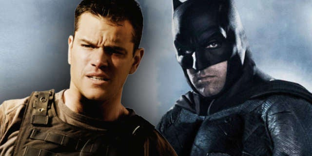 Damon Affleck Batman