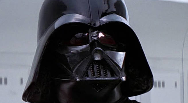 how darth vader in rogue one connects directly to star