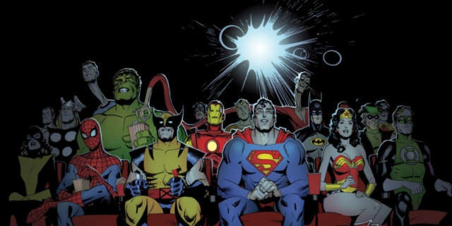 DC Marvel Fox Superhero movies release dates to 2020
