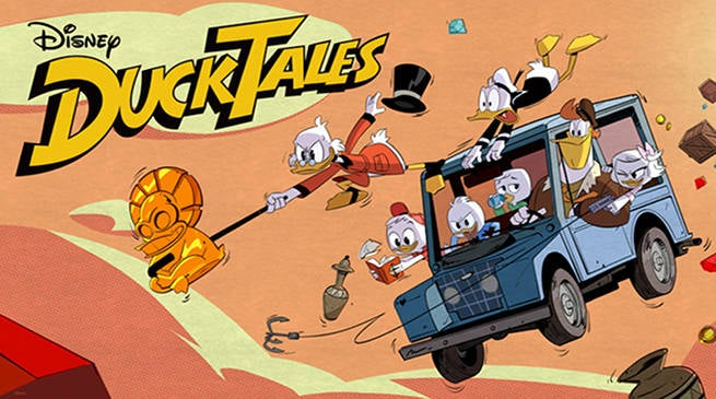 DuckTales 2017 Announcement Banner
