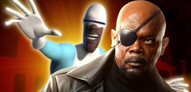 Samuel L. Jackson Has Begun Recording Frozone For Incredibles 2