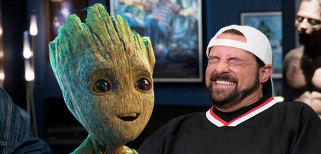 Kevin Smith Reacts To Guardians Of The Galaxy Vol. 2 Trailer