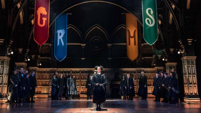 'Harry Potter And The Cursed Child' Could Be Coming To Broadway