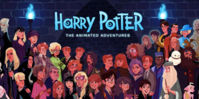 harry-potter-animated-series