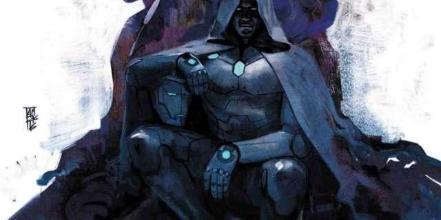 Infamous Iron Man #6