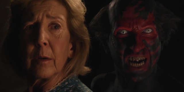 Insidious Chapter 4 Prequel Lin Shaye