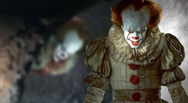 New It Image Of Pennywise Is Guaranteed To Give You Nightmares