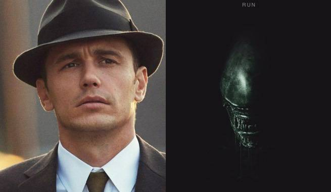 James Franco Rumored For Alien: Covenant