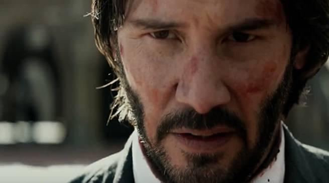 John Wick 2 Trailer 2 Keanu Reeves