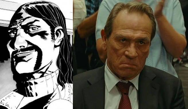 Jones Governor