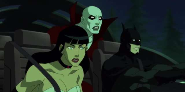 Justice League Dark - Official UK Trailer [HD] screen capture