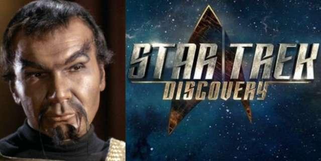 klingnon star trek discovery