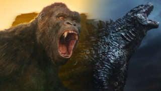 Kong vs Godzilla