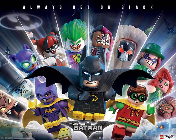 Film 26 New Lego Batman Movie Posters G33k Hq