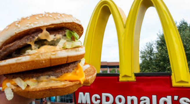 McDonald's Customer Claims to Find 'Maggot Larvae' Crawling Through Her Big Mac