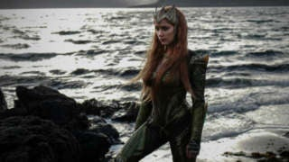 Mera in Justice League