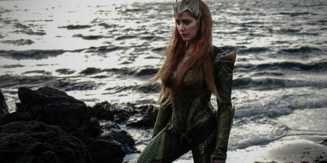 Mera in Justice League
