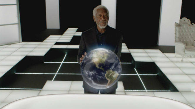 Morgan Freeman Becomes The Voice Of Jarvis, Mark Zuckerberg's AI System